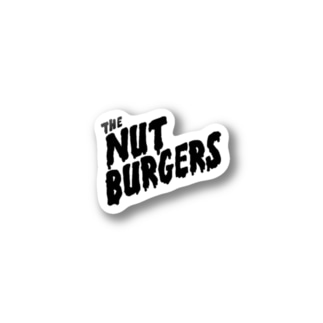 THE NUT BURGERS リンガーTシャツ Stickers