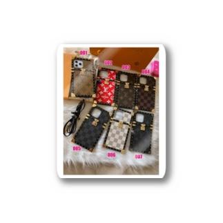 アイトランク iPhone12pro max テン ケース  Stickers