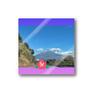 MT.FUJI Stickers