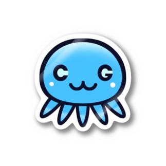 クラゲちゃん Stickers