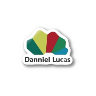 ダニエルルーカスロゴ Stickers