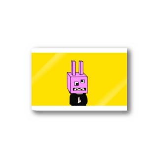 兎忍者 Stickers