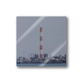 Industrial chimney Stickers