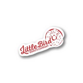 LittleBirdDonutsCompany Stickers