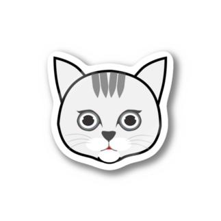 猫 Sticker
