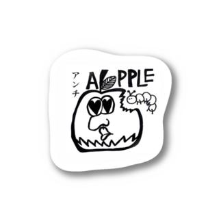 アンチアップル Stickers