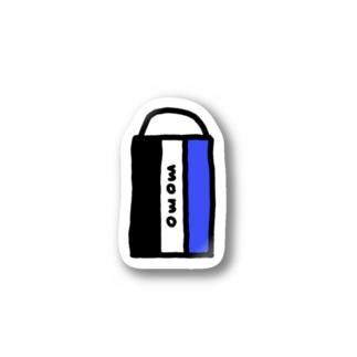 モモ Stickers