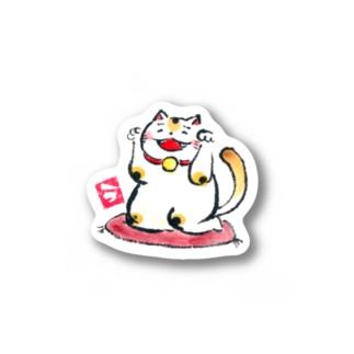まねこ① Sticker
