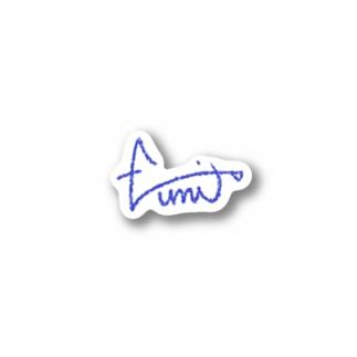 ステッカー - サイン Stickers