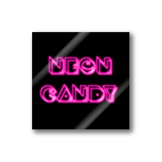 NEON CANDY ステッカー Stickers