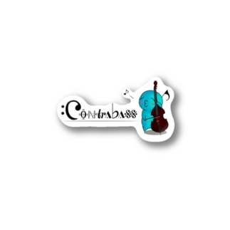 BU with Contrabass Stickers