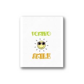 PometoSmile Sticker