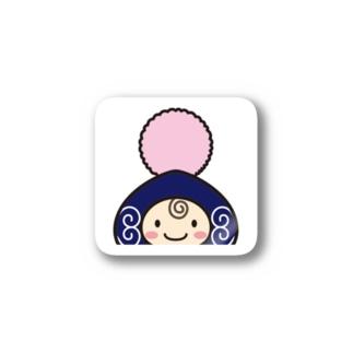 こぎんちゃんシール Stickers