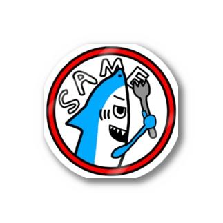 jokeboxのサメちゃん Stickers