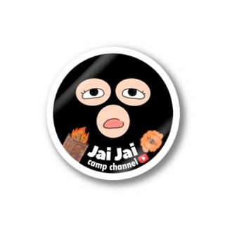 Jai Jai Stickers