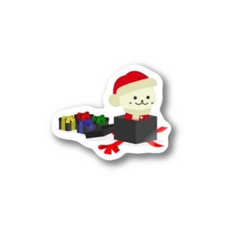 らぼりんをプレゼント Stickers