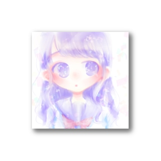 girl4 Stickers
