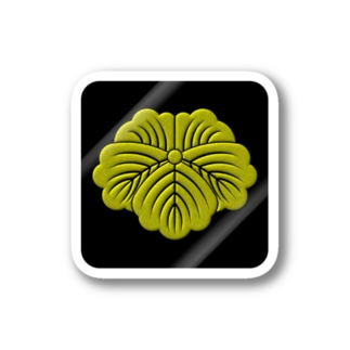 kamon 十大紋-蔦紋 (蔦)(ステッカー) Stickers
