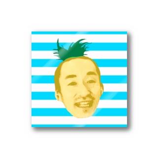 サティパイナポヘアシリーズ bikke作成 Stickers