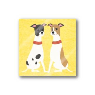 ema-emama『ウィペット』 Stickers