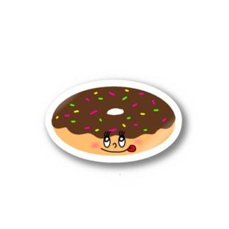 ドーナッツちゃんYummyシリーズ Stickers