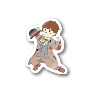 コスチューム【DETECTIVE】 Stickers