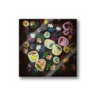 動物達 Stickers