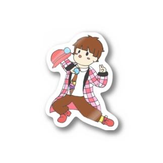 コスチューム 【ORIGIN】 Stickers