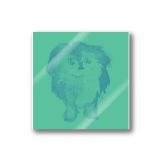 実家犬buru- Stickers