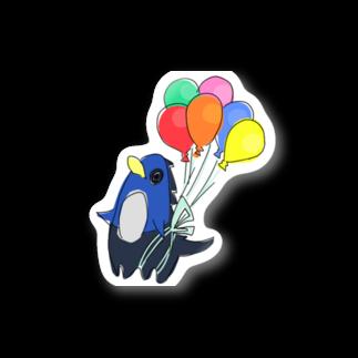 ひよこぐみのぷかぷかペンタウルス Stickers