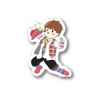 コスチューム【FIRST】 Stickers