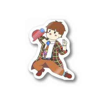 コスチューム【AUTUMN】 Stickers
