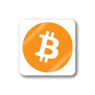 仮想通貨専門店AC cryptoのビットコイングッズ Stickers