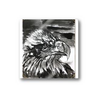 天空を司る鳥の王者【鷲】 Stickers