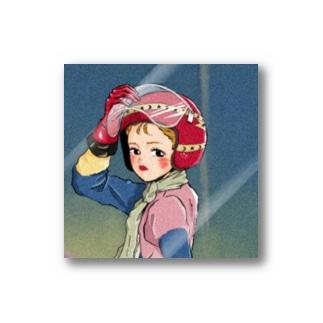 ライダー系girl Stickers