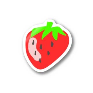 いちごちゃん Stickers