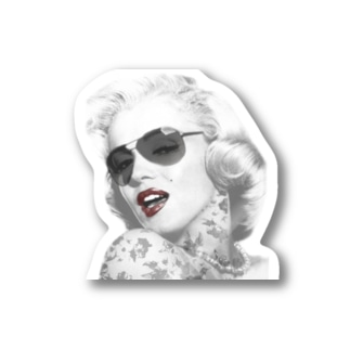 NORMA JEAN Stickers