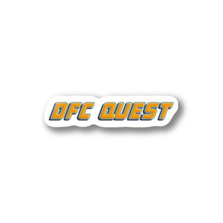 DFCQUEST Stickers
