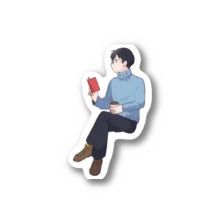 長男 Stickers