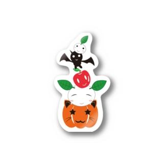 iwakoステッカー Stickers