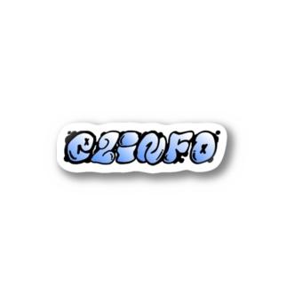 e2info_graf Stickers