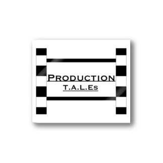 ProductionT.A.L.Esグッズ Stickers
