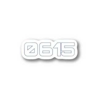 0615 Stickers