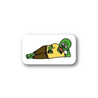 リビングデッド(TV ver) Sticker