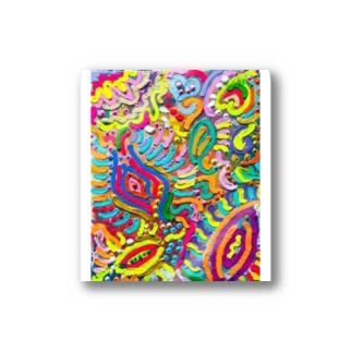 kura_shop🌈の🌷🌸🌺🌻プッシー❤ Stickers