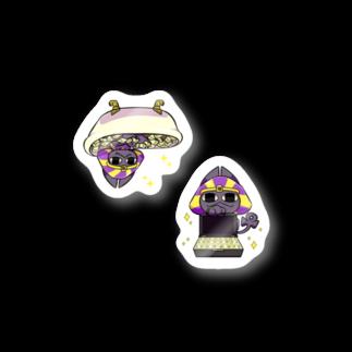 Pecora Cicaの札束 Stickers