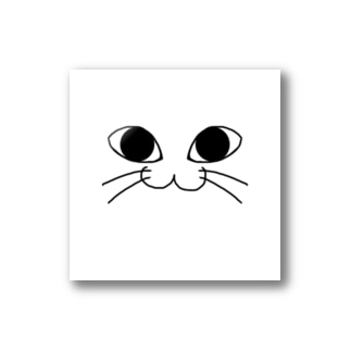 にゃんこふぇいす /猫 Stickers