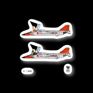 ろっこの026 T2前期型(くうじさん) Stickers