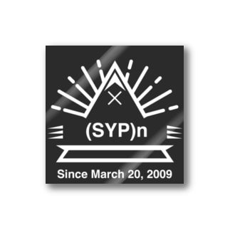 (SYP)n Stickers
