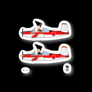 ろっこの033 T3(くうじさん) Stickers